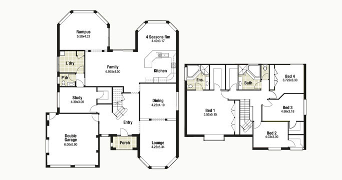 Sovereign Provincial Homes – Sovereign Homes Floor Plans
