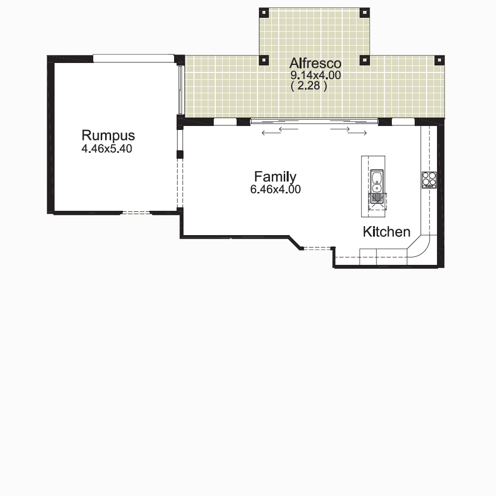 Sienna Optional Floorplan 2